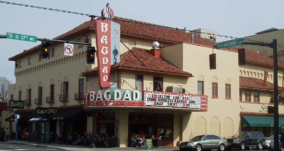 The Bagdad Pub Theater