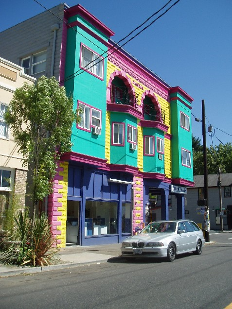 Cuban Restaurant, Pambiche, at 28th and Glisan