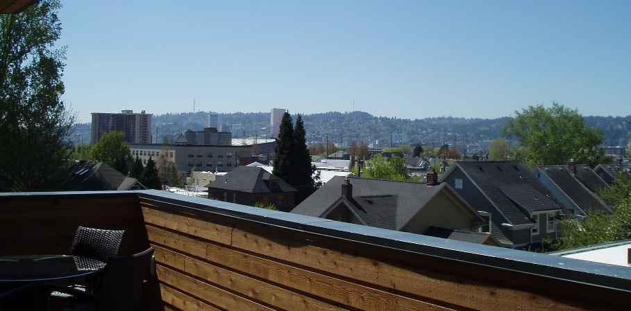 Sacramento Lofts - Rooftop Deck